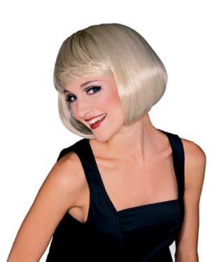 Super Model Blonde Wig Adult