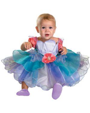 Infant Ballerina Ariel Disney Costume