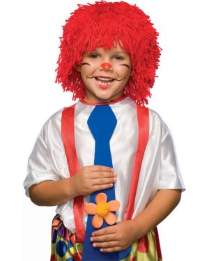 Raggedy Andy Wig Child
