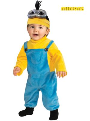 Toddler  Minion Kevin Costume