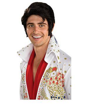 Adult Elvis Wig