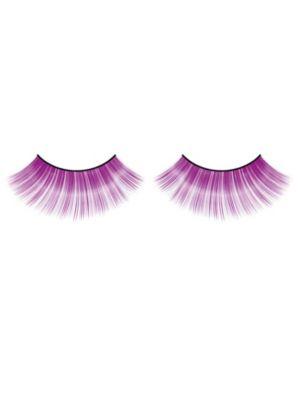 Glitter Purple Eyelashes