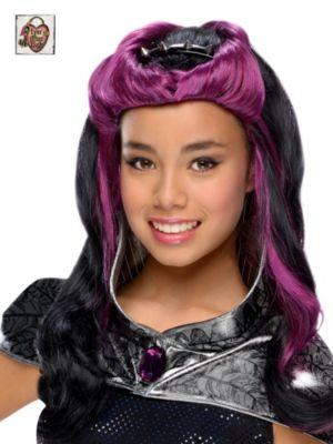 Raven Queen Girl's Wig