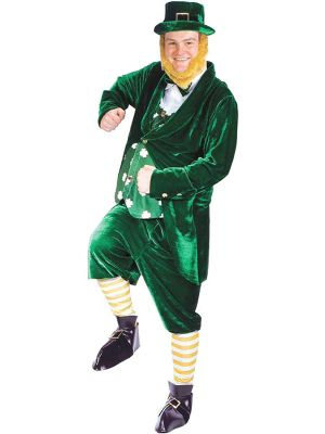 Leprechaun Costume for St Pattys Day
