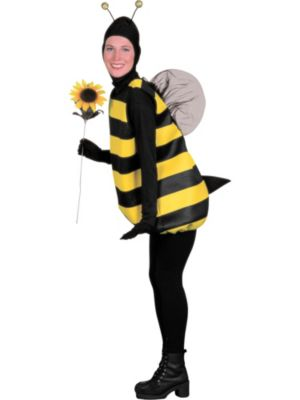 Beguiling Bee Deluxe Adult Costume