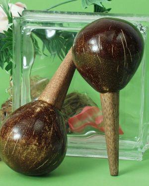 Coconut Maracas