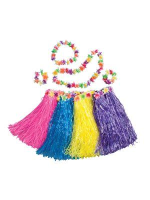 Pink Hula Set Costume for Child