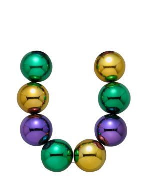 Super Large Mardi Gras Beads