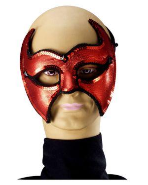 Devil Venetian Mask