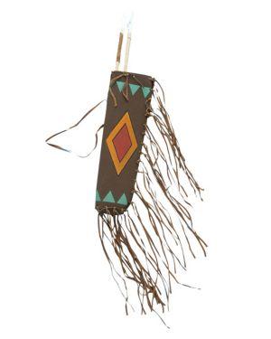 Indian Quiver Arrow Set