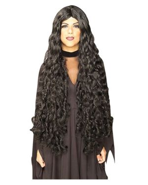 Mesmerelda (black) Wig Adult