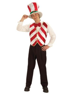 Mr Peppermint Costume for Adult