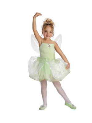 Tinkerbell Ballerina Costume for Girl