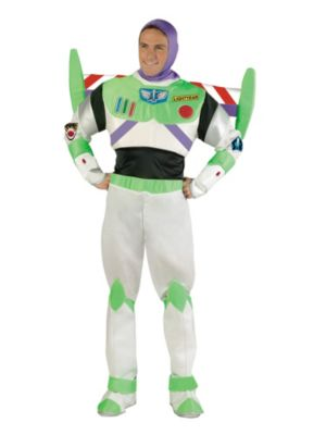 Buzz Lightyear Costume for Adults