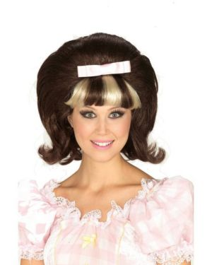 60s Princess Wig