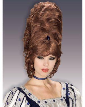 Auburn Beehive Wig