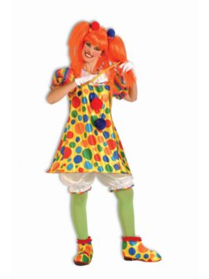 Giggles the Clown Costume for Adults