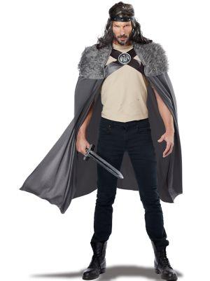 MEN'S DRAGON MASTER CAPE COSTUME