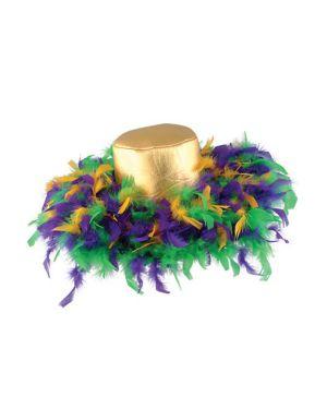 Mardi Gras Glitz N Gleam Jester Hat