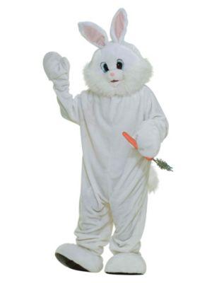 Bunny Mascot Plush Costume
