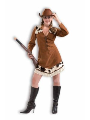 Adult Annie Oakley Costume