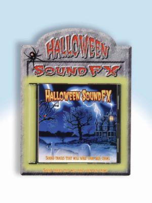 Halloween Horror Sound CD