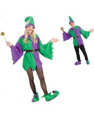 Mardi Gras Jolly Jester Adult