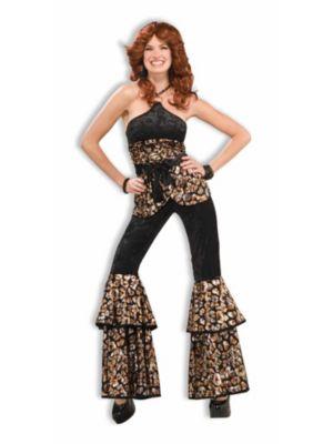 Disco Dee Lite Womens Deluxe Costume