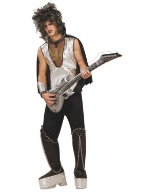 Mens Rock On Costume