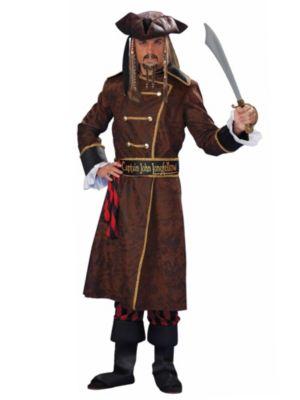 Captain John Longfellow Mens Costume