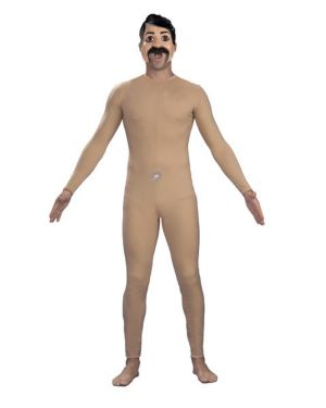 Inflatable Doll Mens Costume
