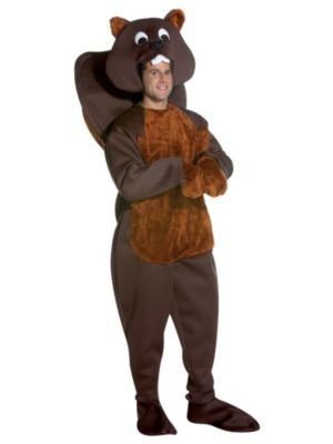Nice Beaver Costume for Adult