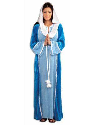 Adult Deluxe Mary Costume