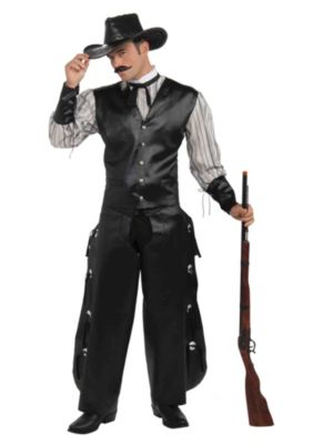 x Men Rogue Halloween Costume Men's Rogue Gambler Costume