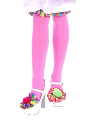 Circus Sweetie Shoe Toppers
