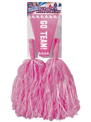 Pink Cheerleader Kit