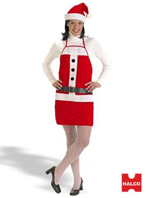 Apron and Hat Holiday Costume