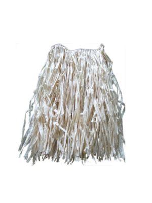 Hula Skirt Costume with Natural Raffia