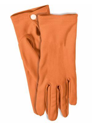 Adult Orange Gloves