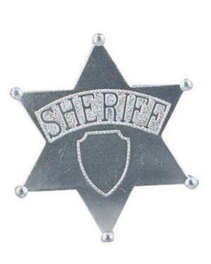 Jumbo Sheriff Badge