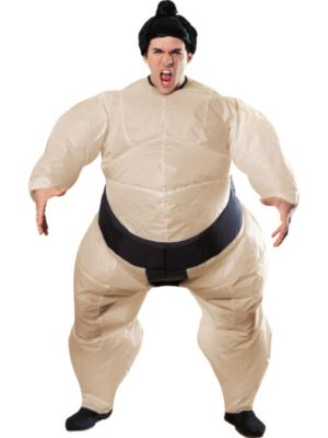 Inflatable Sumo Costume for Adult