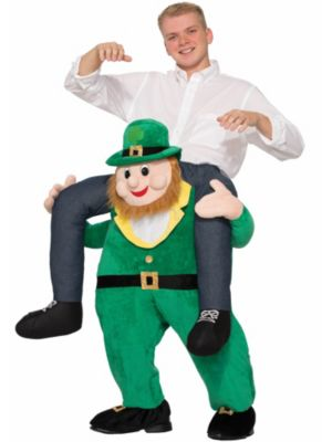 Adult Humorour Once Upon A Leprechaun Costume