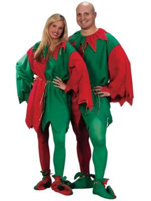 Unisex Elf Tunic Costume