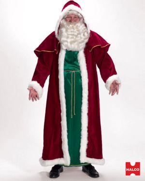 Mens Victorian Santa Costume