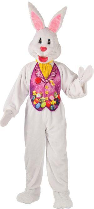 Bunny Mascot Costume XL