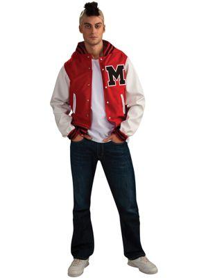 Adult Glee Puck Costume