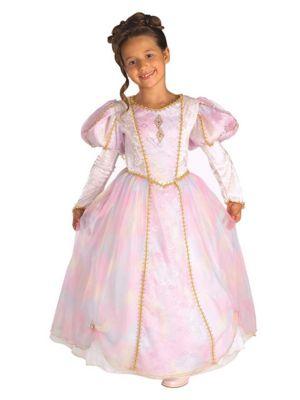 Toddler Rainbow Princess Costume