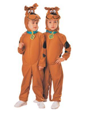 Scobby Doo Costume for Toddler