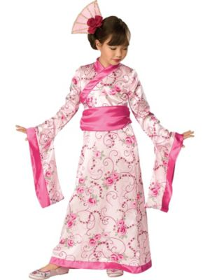 Asian Princess Costume for Toddler