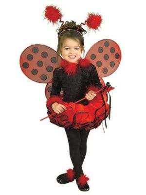 Cute Lady Bug Costume for Toddler